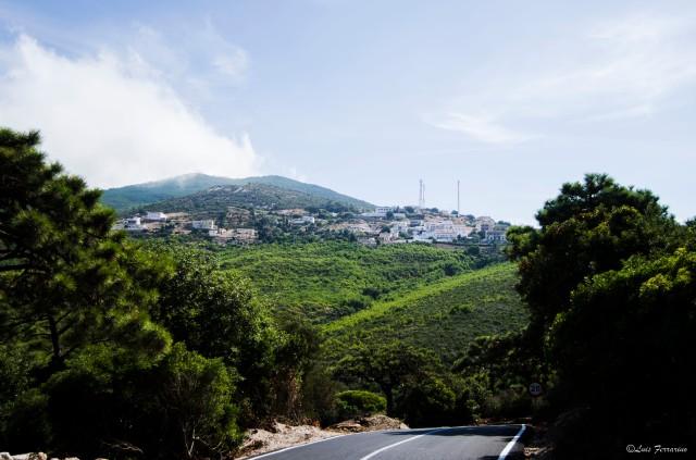 Plage de Dalia_Casas en la montaña_1